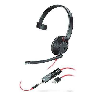 Headset »Blackwire C5210« monaur...
