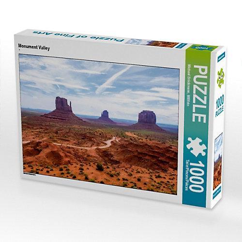 Monument Valley Foto-Puzzle Bild von MIBfoto Puzzle