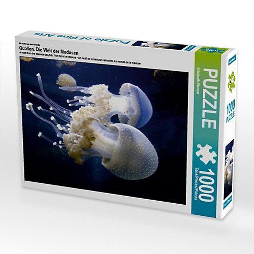 Quallen. Die Welt der Medusen Foto-Puzzle Bild von Elisabeth Stanzer Puzzle