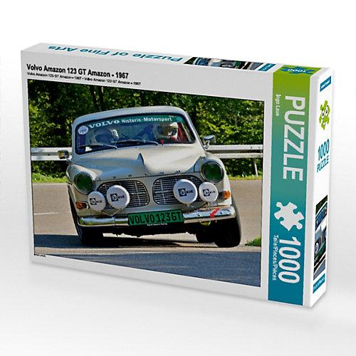Volvo Amazon 123 GT Amazon - 1967 Foto-Puzzle Bild von Ingo Laue Puzzle