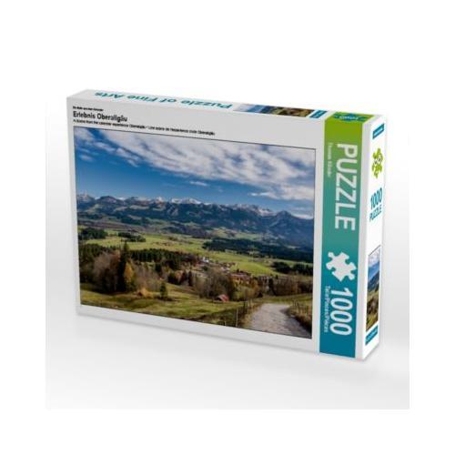 Erlebnis Oberallgäu Foto-Puzzle Bild von TomKli Puzzle