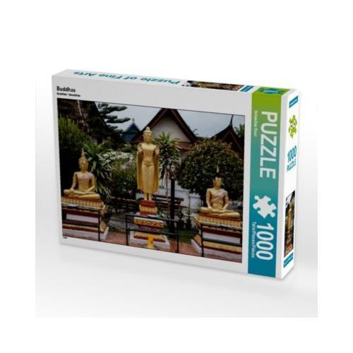 Buddhas Foto-Puzzle Bild von Sebastian Rost Puzzle