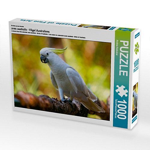 aves australis - Vögel Australiens Foto-Puzzle Bild von Andrea Redecker Puzzle