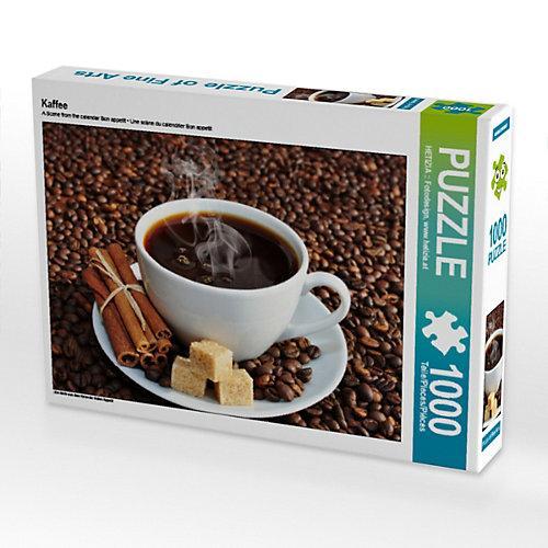 Kaffee Foto-Puzzle Bild von Christina Lesjak Puzzle