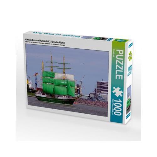 Alexander von Humboldt 2 / Deutschland Foto-Puzzle Bild von Stoerti-md Puzzle