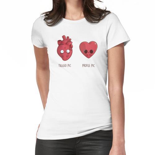 Tagged / Profilbild Frauen T-Shirt