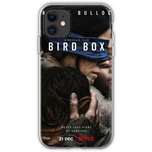 Bird Box Theaterplakat # 2 Flexible Hülle für iPhone 11