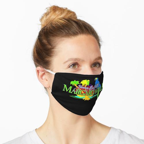 bestes Cover Jimmy Buffet Logo Maske
