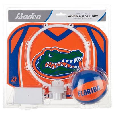 Florida Gators Soft Hoop & Ball Set