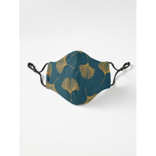 Ginkgo Biloba Blatt Maske