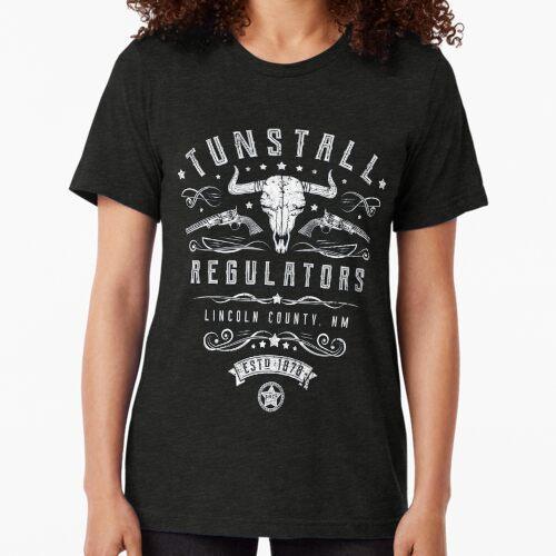 Tunstall Regulators Tri-blend T-Shirt