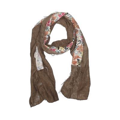Chuns Fashion Scarf: Brown Accessories