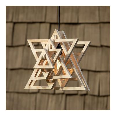 Infinity Outdoor Hanging Lamp