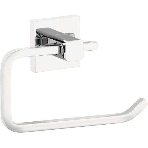® Toilettenpapierhalter Klopapierhalter | selbstklebend ohne Bohren | verchromt & rostfrei | easy