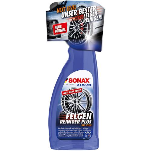 750ml Sonax Xtreme Felgenreiniger Plus + Felgenbürste Felgenpflege Reinigung