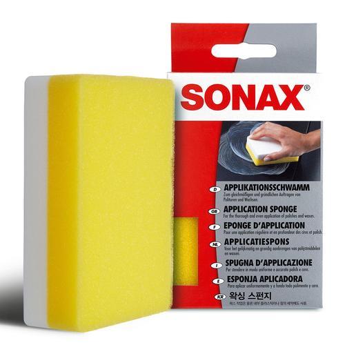 1x Sonax Applikationsschwamm Spezialschwamm Universal Für Polituren Reiniger