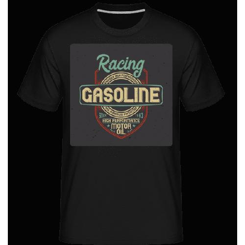 Racing Gasoline - Shirtinator Männer T-Shirt
