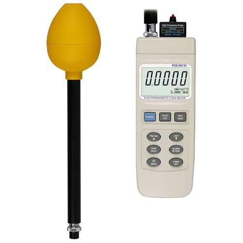 Pce Instruments - Elektrosmogmessgerät PCE-EM30 (Feldstärkemessgerät)