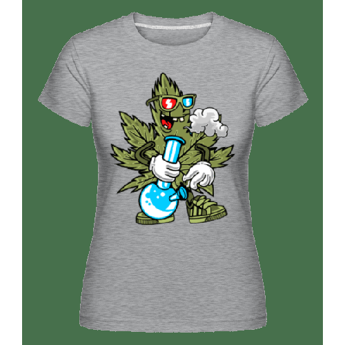 Canabis Smoking - Shirtinator Frauen T-Shirt