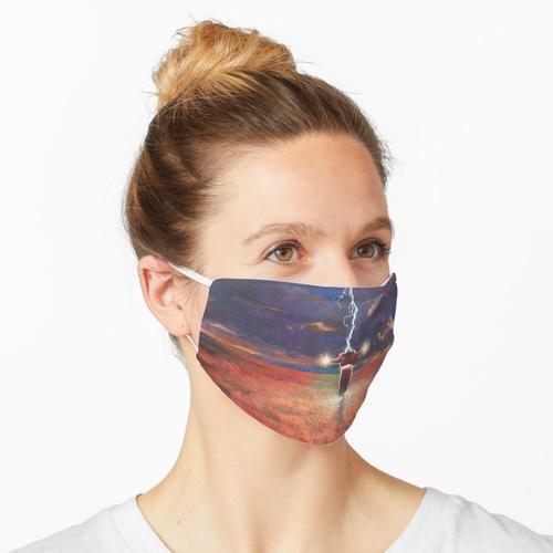 Pulver Maske