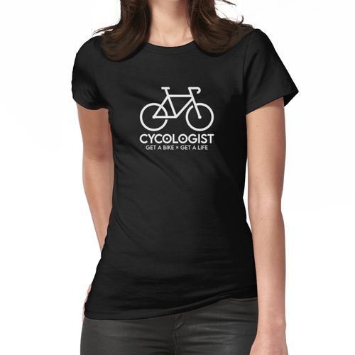Radfahrer Radfahrer Radfahrer Radfahren Frauen T-Shirt
