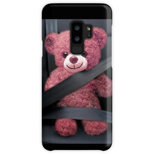 Teddy Bear Style Rucksack-PJ2020 Samsung Galaxy S9 Plus Case