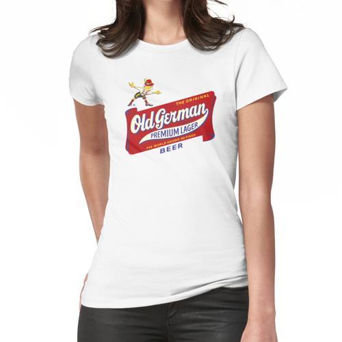 Altdeutscher Bier-Jahrgang Frauen T-Shirt