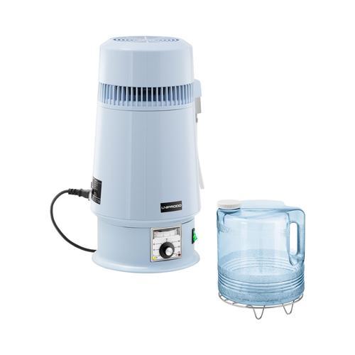 Uniprodo Destilliergerät - Wasser - 4 L - Temperatur einstellbar UNI-WD-100