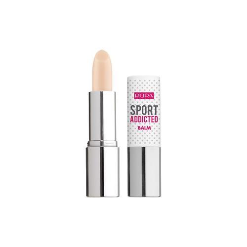 PUPA Milano Lippen Lippenstift Sport Addicted Lip Balm Nr. 003 Burgundy 4 ml