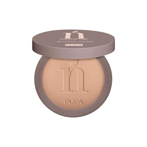 PUPA Milano Teint Bronzer Natural Side Bronzing Powder Nr. 002 Natural Bronze 8 g