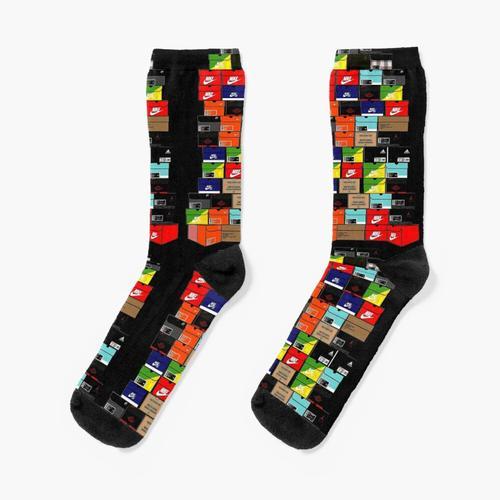 Turnschuhe Boxen Socken