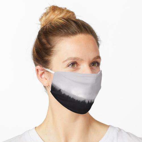 Tage der Isolation Maske