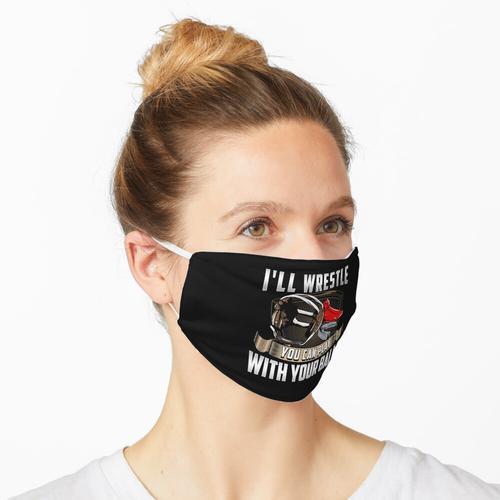 Zahnschutz Maske
