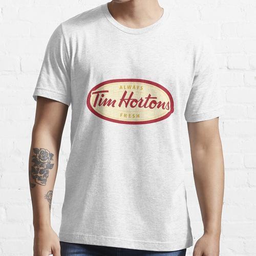 Tims Kaffeestempel Essential T-Shirt