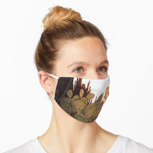 ICARUS UND DIE SONNE (GABRIEL PICOLO) Maske