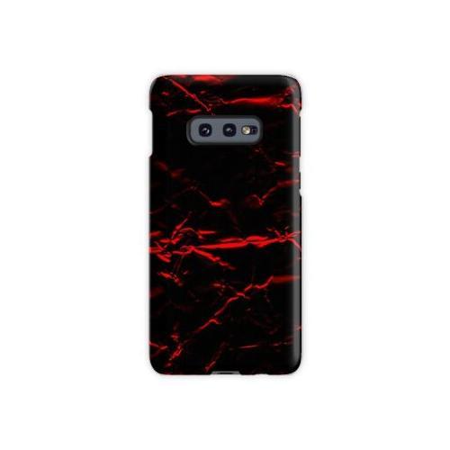 Rote Folie 3 Samsung Galaxy S10e Case