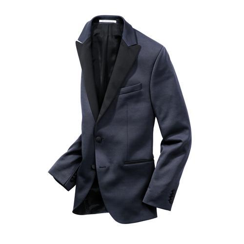 Mey & Edlich Herren Jackett Gentleman`s Smokingjackett blau 46, 48, 50, 52, 54, 56, 58