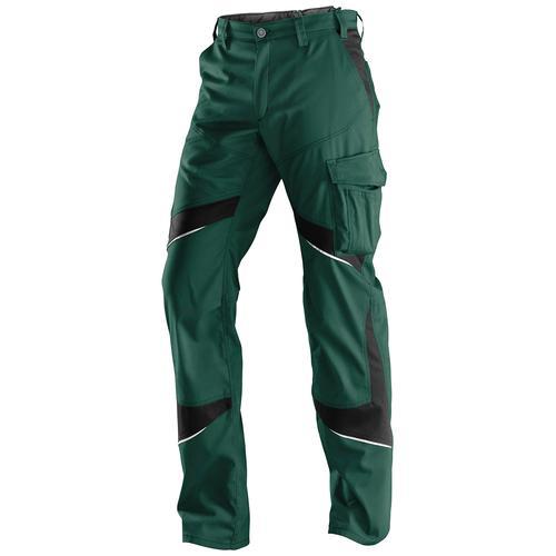 Kübler Arbeitshose Activiq, ergonomisch grün Herren Arbeitshosen Arbeits- Berufsbekleidung