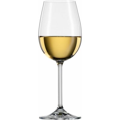 BOHEMIA SELECTION Weinglas »CLARA«, Kristallglas, 6-teilig