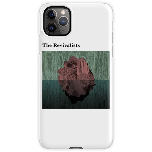Holzherzen iPhone 11 Pro Max Handyhülle