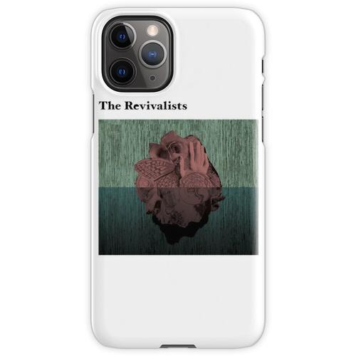 Holzherzen iPhone 11 Pro Handyhülle