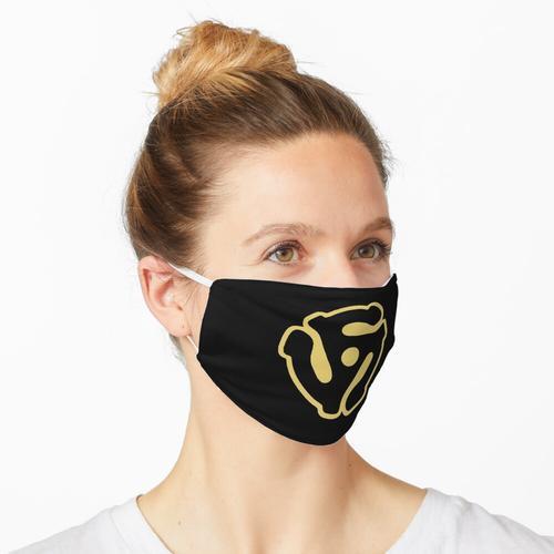 45 U / min Adapter Maske