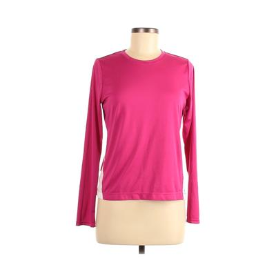 C9 By Champion Active T-Shirt: Pink Solid Activewear – Size Medium