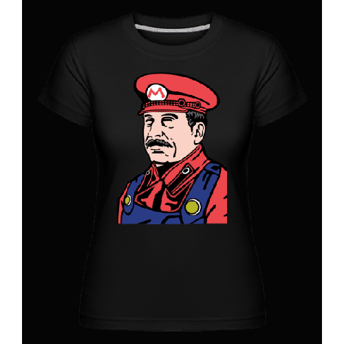 Mario Stalin - Shirtinator Frauen T-Shirt
