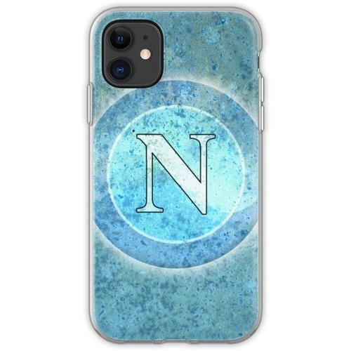Tapete Napolii Art Flexible Hülle für iPhone 11