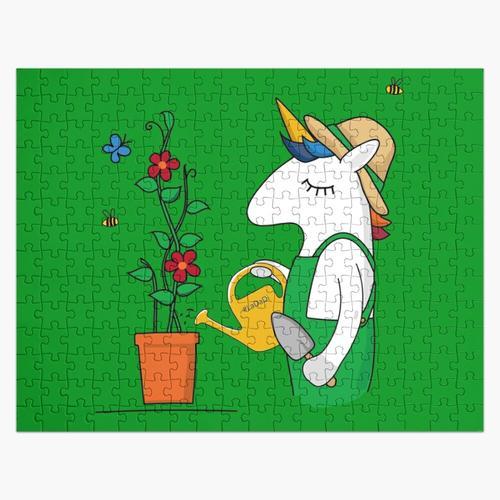 Gärtner-Einhorn Puzzle