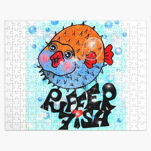 Tier - Kugelfisch Puzzle