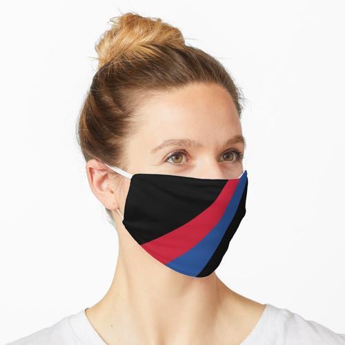 Die böse Schärpe Maske