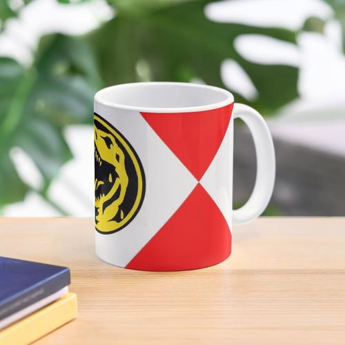 Go Go Red Ranger Mug