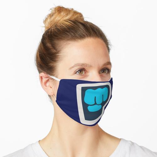 Kinder Pewdiepie Logo Pewdiepie Merch Maske
